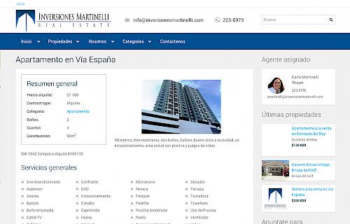 Inversiones Martinelli