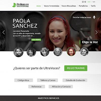 Ultra Voces - Panamá
