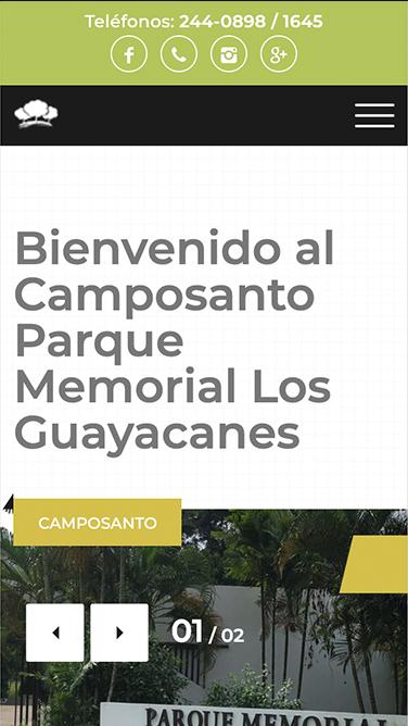 Camposanto Los Guayacanes