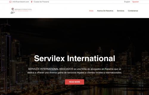 Servilex International